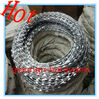 Hot-dipped Galvanized Razor Barbed Wire(factory)