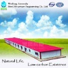 Low Cost Prefab House China
