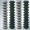 PVC coated Chain Link mesh fences rolls(MANUFACTURE &EXPORTER)
