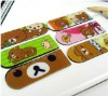 Cute Bear Magnetic Bookmarks for Kids