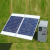 Small housing solar system-Small Housing /working solar power system
