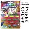 growing farm animal capsule toy