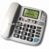 GW-E007big button telephone with picture photo