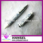 Bling bling fashion metal ballpoint pen