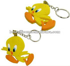 Promotion soft PVC key chains