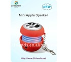 New style Plastic apples speaker