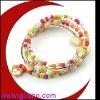 Charm wood bead Bracelet for kids GBR21206C