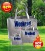 New design nonwoven goodie bag