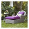 Elegant And Fashion Franch Style Patio Sunbed
