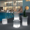 Illuminated outdoor flower pot MDL76