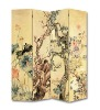 Chinese painting art room divider