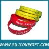 new silicone bracelet