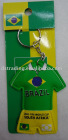 fans' football clothes with keychain