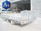 2500KG Squirrel Trailer / Cherry Picker Trailer / Tandem Trailer