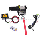 HC small ATV electric winches 2000lb