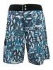 Hot Sell Fashion Leisure Printed Pattern Design Beach Shorts