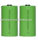 NI-MH rechargeable battery size D