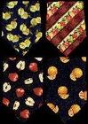 100% silk digital printed tie