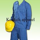 108x58 cotton workwear