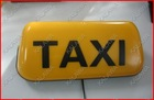 big magnet big TAXI LIGHT/TAXI LAMP shipping worldwide