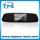 "New design 4.3"" tft lcd car reverse mirror screen"