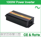 CE approved, dc 24v to ac 100v 110v 220v 230v 240v ,1kw /1000w solar converter