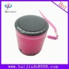 2012 3W Colorful FM TF Card Mini Speaker