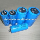 Aluminum Electrolytic AC Motor Start Capacitor CD60