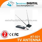 Sharing Digital Universal High Quality Car Analog TV Antenna with Amplifier