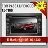 Car radio console for Passat/Peugeot 307 AL-7109