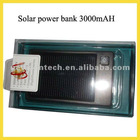 Solar Powerbank For All kind Of mobile phones