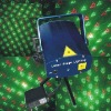 Four in One Voice-Activated Mini Laser DJ Party Stage Lighting Light(All star+Christmas Tree+Snow Flake+Santa Claus)