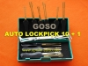 GOSO LOCKSMITH TOOLS_AUTO LOCKPICK 10+1
