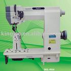 BSL-9900 Series Post-bed Upper&Lower Rolling Wheel and Needle Feed Sewing Machine