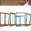 economical aluminum sliding window