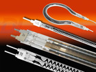 Carbon infrared heater lamps