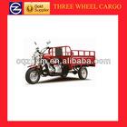 New Style 3 Wheel Cargo Motorcycles