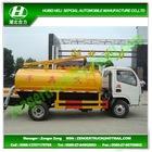 3 KL Fecal Sewage Suction Tanker