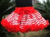 VERY hot sale christmas petti skirts