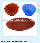 Food grade silicone moulds for cake decoration