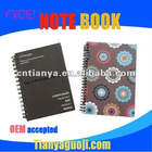 Useful spiral agenda notebook-new arrivel