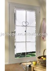 2012 new curtain microfiber cotton curtain eyelet curtain