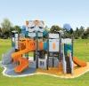 playground tube slides