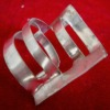 ss304 Metal conjugated rings tower packing