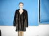 ladies' faked fur coat