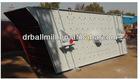 Large capacity and long durability circular vibrating screen