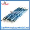5pcs 2 Way Nail Art Pen Dotting Marbleizing