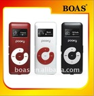 2012 Fashion Mini MP3 player/Newest Mp3 player/Promotional MP3 player with FM