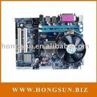 Intel 945GM + Intel 2.4G CPU Motherboard