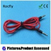 1.2m 3.5mm male audio aux stereo jack cable
